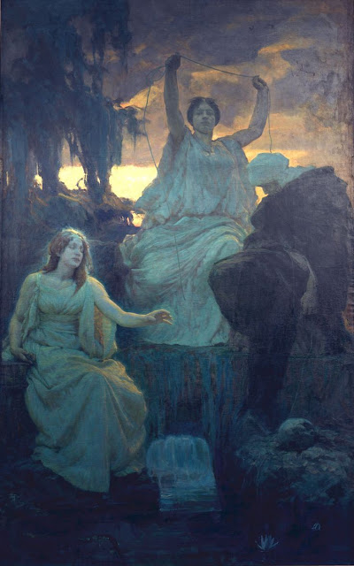 Alois Delug - The Norns