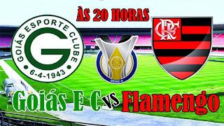 Goiás x Flamengo ao vivo na TV e online