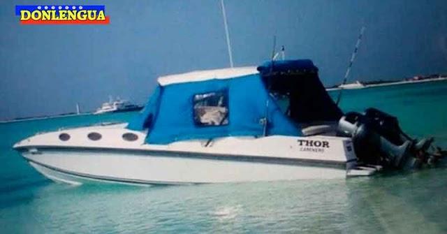 Calculan que los restos de los náufragos de Higuerote deben estar flotando en las costas de Falcón