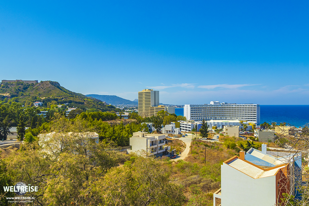 Rhodes Greece www.WELTREISE.tv
