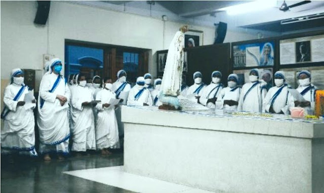 Darjeeling remembers St Teresa of Calcutta on her 110th birth anniversary
