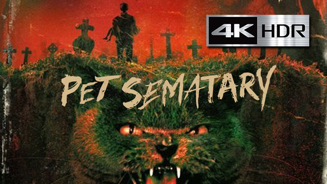 Cementerio Maldito (1989) 4K UHD [HDR] Latino-Castellano-Ingles
