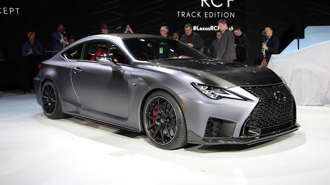 2020 Lexus RC F Track Edition Price In USA | Top Speed | Features | Specification | Images