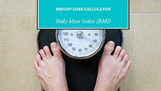 weight loss calculator , Body Mass Index (BMI)