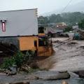 Banjir Bandang Terjang Kecamatan  Cicurug Sukabumi