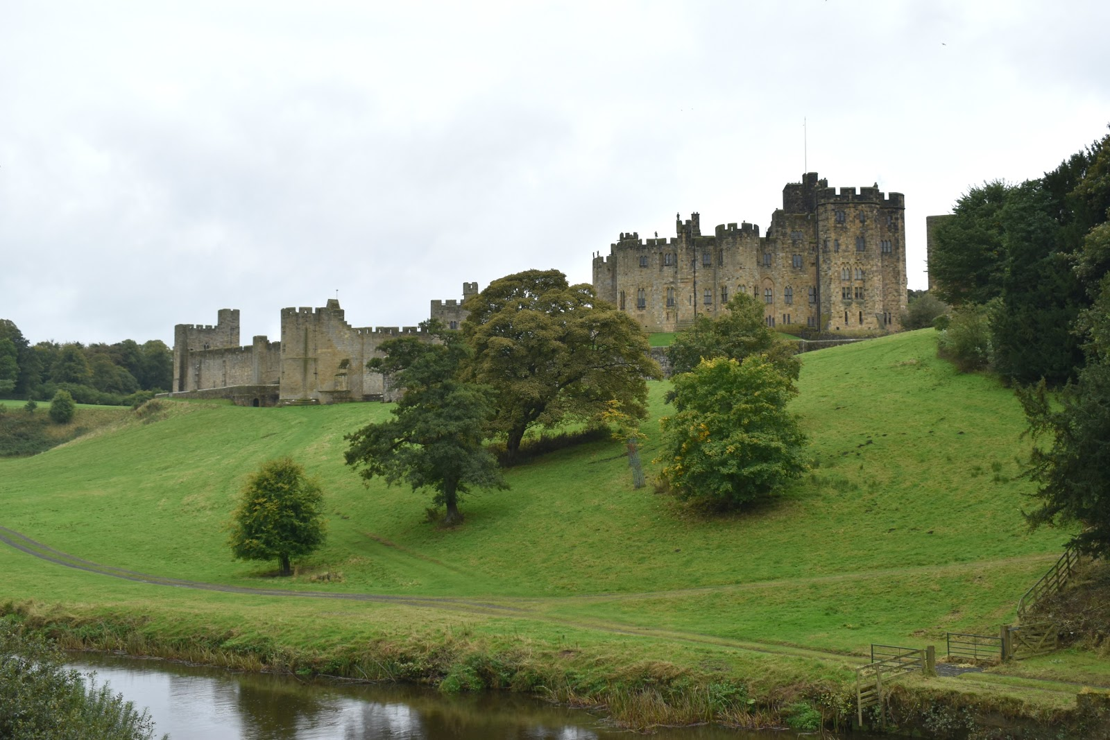 Harry Potter Alnwick Castle with Lundgren Tours