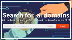Tentang Domain Dot AI