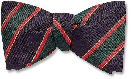 Parliament bow tie from Beau Ties Ltd.