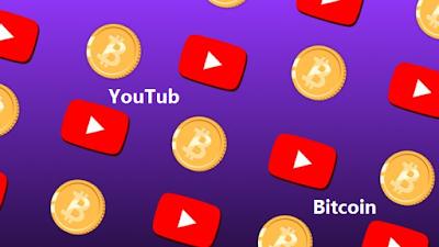 يوتيوب يزيل الفيديوهات المرتبطه بعملة ال Bitcoin