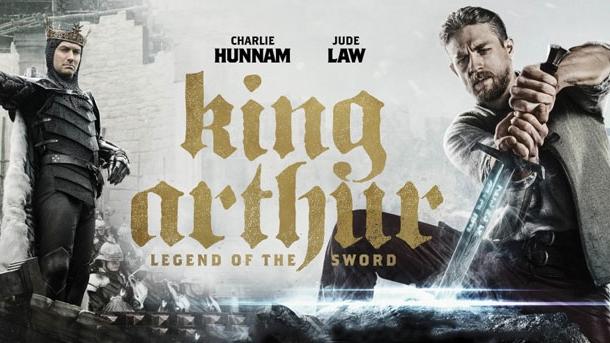 Huyền Thoại Vua Arthur: Thanh Gươm Trong Đá - King Arthur: Legend Of The Sword (2017)
