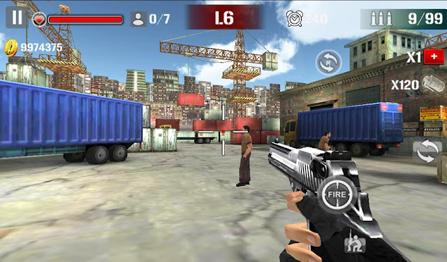 Sniper Shoot Fire War MOD APK