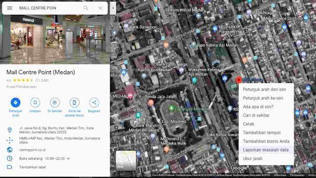 Cara memperbaiki alamat di google maps