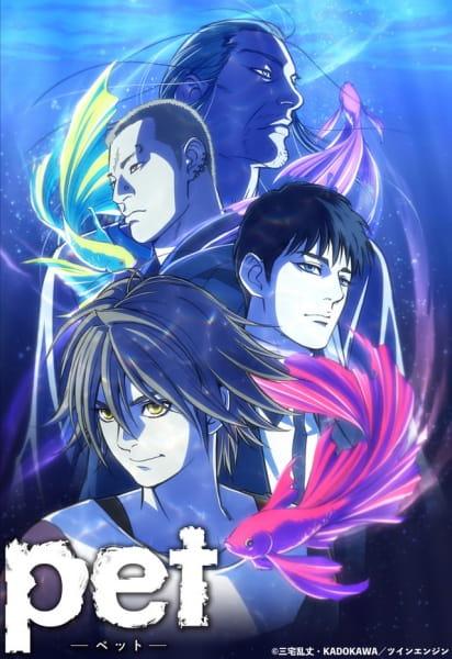 Pet , Anime , HD , 720p, ペット , 2020 , Mystery, Psychological, Supernatural, Seinen