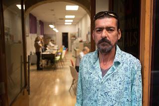 La segunda vida de Juan Luis tras dormir 15 años en la calle