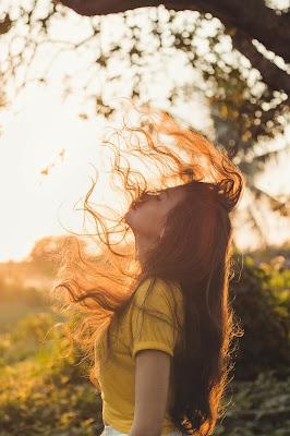 Hiukset ja imetys