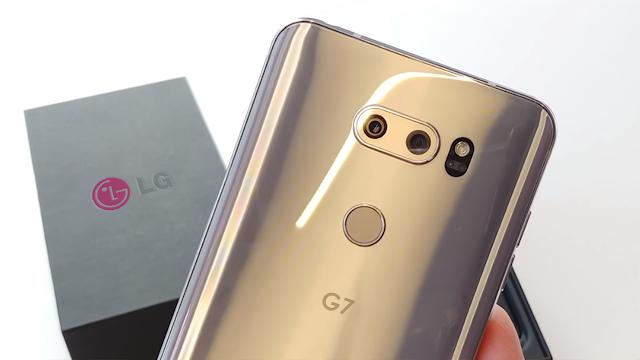 هاتف LG G7 الجديد | أقوى ما صنعت ال جي بسعر صادم جداَ