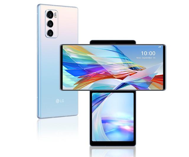 كشفت شركة LG عن الهاتف الذكي LG Wing رسميًا في كوريا الجنوبية