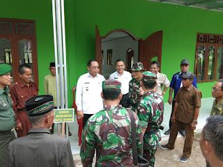 Pemkab OKI Apresiasi Pelaksanaan TNI Manunggal Membangun Desa ke-101
