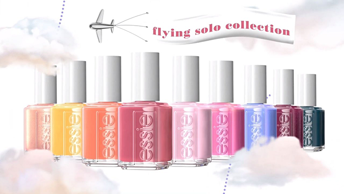 Essie Flying Solo