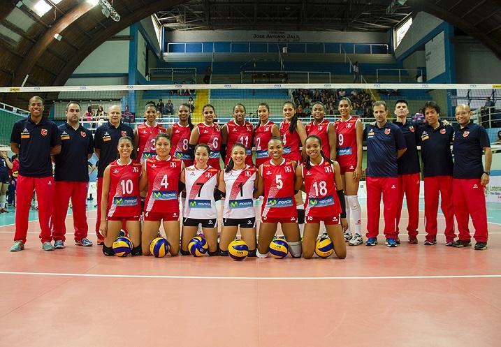Chile Pierde Sede Del Sudamericano Femenino Adulto De: Estación Voleibol: PREOLÍMPICO DE VOLEIBOL FEMENINO