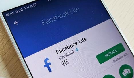 Facebook Lite terima Update, Ada Fitur Dark Mode Lho