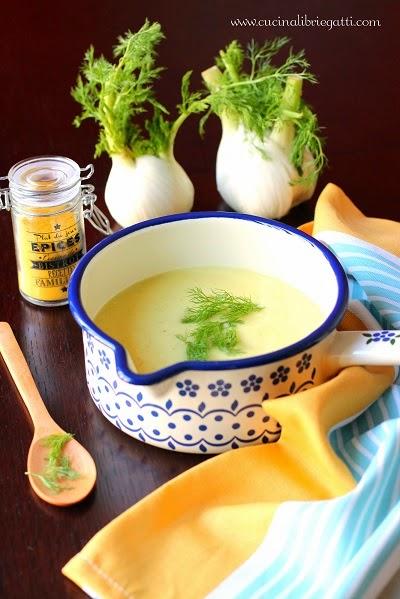 crema finocchi curry