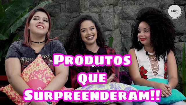 Produtos que SURPREENDERAM!! part. Vandressa Ribeiro #CASASALONLINE