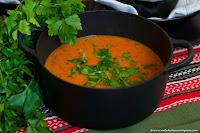 Bob Chorba_bulgarialainen papukeitto_vegaani_gluteeniton_kosher