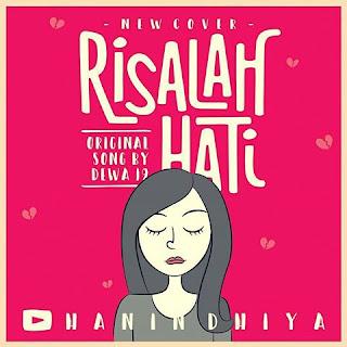 Lirik Lagu Risalah Hati - Hanin Dhiya