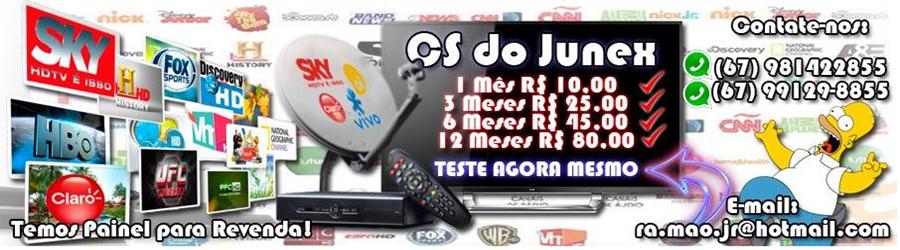 CS junex/ ramão