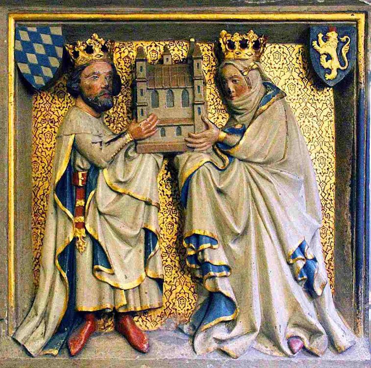 Santo Henrique II e Santa Cunegundes imperadore