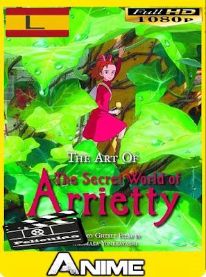 Arrietty Y El Mundo De Los Diminutos [2010]HD [1080P] latino [GoogleDrive-Mega]nestorHD