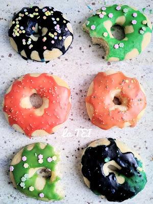 Donuts con glassa