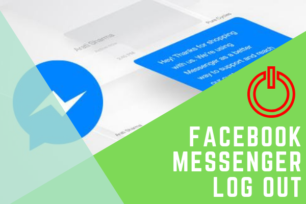 Facebook Messenger Log Out