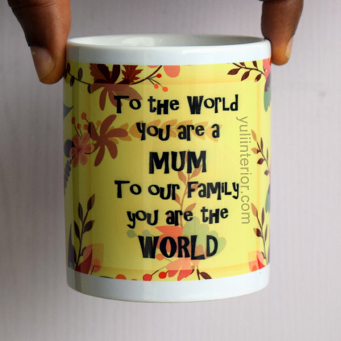 Custom Mug for Mother's Day Gifts in Port Harcourt, Nigeria