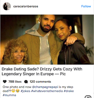 Drake and shade adu