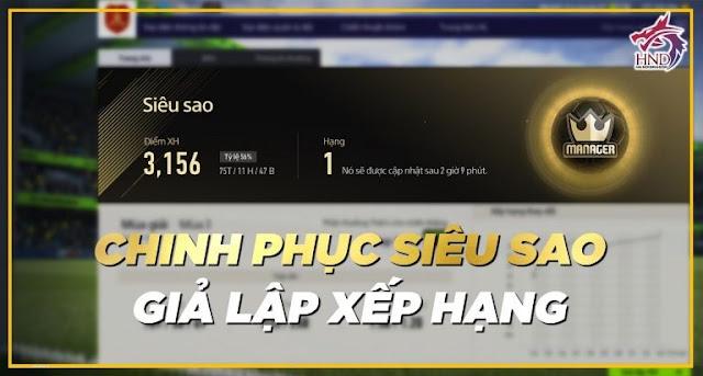 Chinh phục rank siêu sao GLXH với chiến thuật của team MUHD