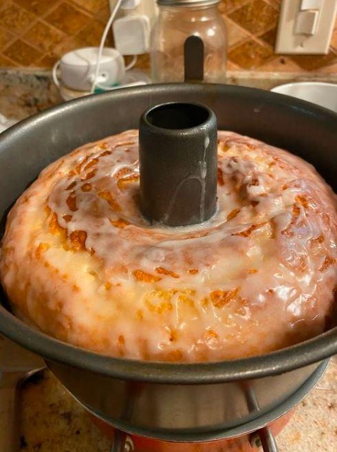 Famous Pound Cake