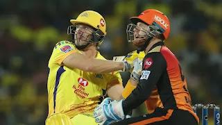 Shane Watson 96 - CSK vs SRH 41st Match IPL 2019 Highlights