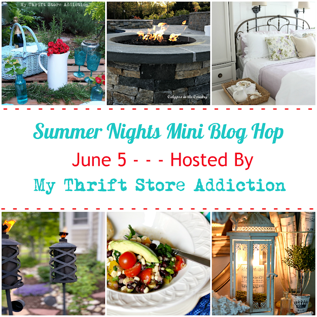 Mini Summer Blog Hop Filled With Creative Ideas and Recipes