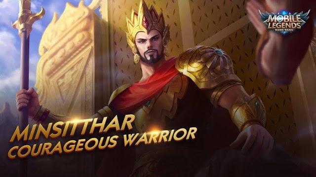 Tutorial Mengalahkan Minsitthar Raja Pengunci Mobile Legends 5