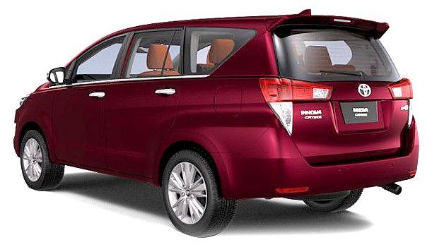 MPV Baru Toyota Innova 2016 - Exterior