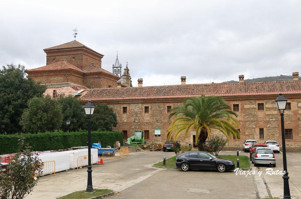 Convento de los Trinitarios de Hervás