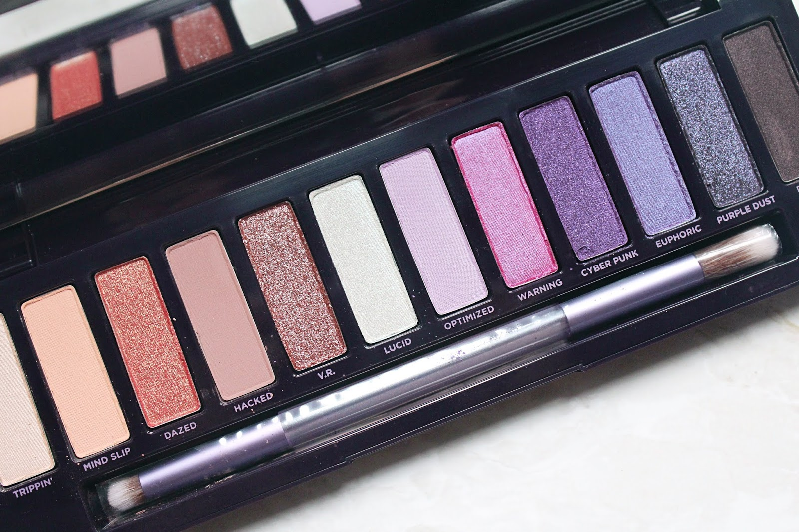 Urban Decay Ultraviolet Palette Review (+ Swatches)