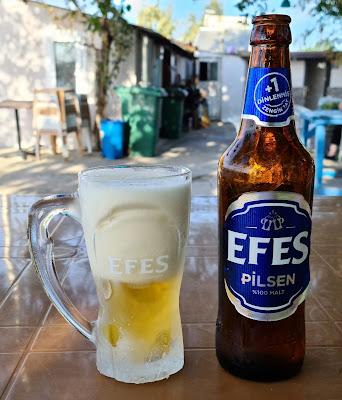 EFES Bira +1 Dinlenmiş Zengin Tat
