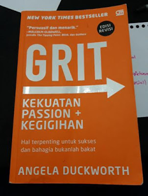 Kekuatan Passion dan Kegigihan - Angela Duckworth
