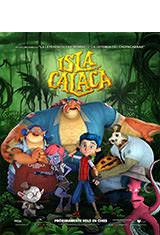 Isla Calaca (2016) BDRip 1080p Latino AC3 2.0 / Español Castellano AC3 5.1 / ingles DTS 5.1
