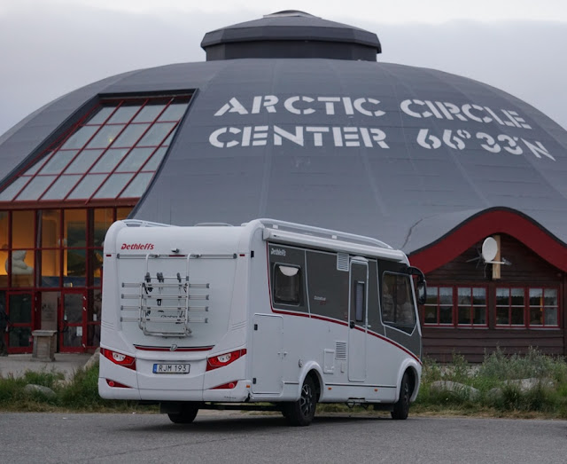 Arctic Circle Center