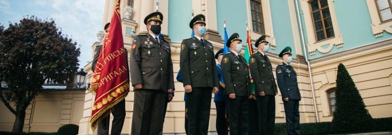 Відсьогодні 43 окрема артилерійська бригада носить ім'я гетьмана Тараса Трясила