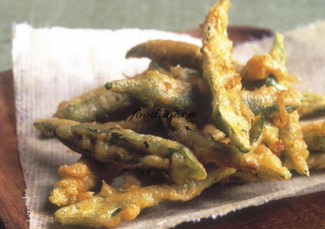 Bhindi chatpatti Spicy fried okra